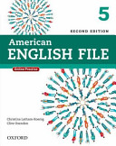 American English File  Level 5 Student Book Pack PDF