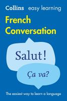 Easy Learning French Conversation PDF