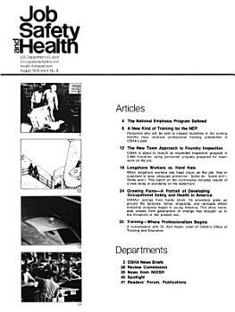 Job Safety   Health PDF