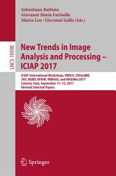 New Trends In Image Analysis And Processing Iciap 2017 Book PDF