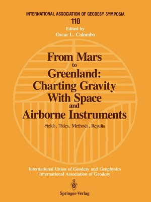 From Mars to Greenland  Charting Gravity With Space and Airborne Instruments