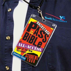 Backstage Pass to the Bible   New Testament