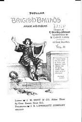 Popular British Ballads, Ancient and Modern: Volume 3