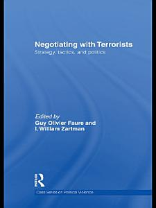Negotiating with Terrorists Book