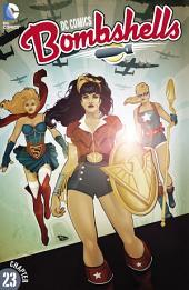 DC Comics: Bombshells (2015-) #23