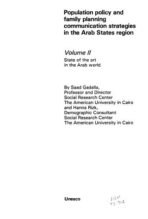 Population Communication  Technical Documentation PDF