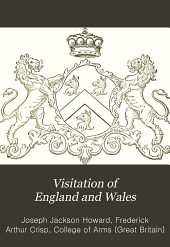 Visitation of England and Wales: Volume 5