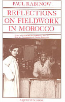 Reflections on Fieldwork in Morocco PDF