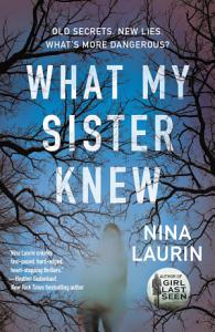 What My Sister Knew Book