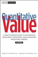 Quantitative Value PDF