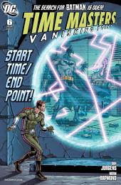 Time Masters: Vanishing Point (2010-) #6