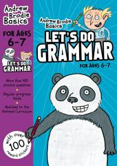 Let's do Grammar 6-7