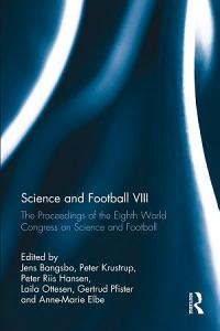 Science and Football VIII Book