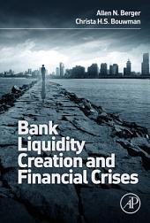 Bank Liquidity Creation and Financial Crises