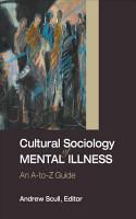 Cultural Sociology of Mental Illness PDF