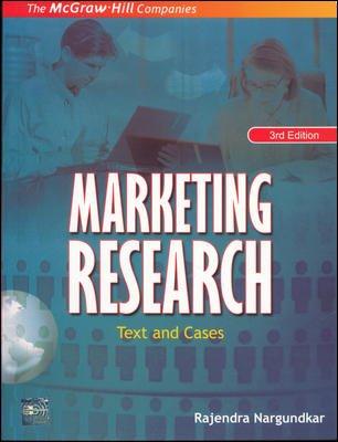 Marketing Research 3e