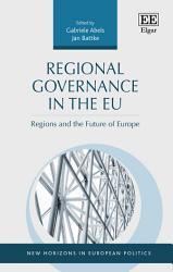 Regional Governance in the EU PDF