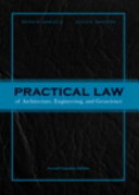 Practical Law Of Architecture Engineering And Geoscience