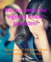 """Was tun, wenn die eigenen Kinder ausrasten?: Sprechendes"""" Ratgeber-Ebook mit Audioguide-Download"""