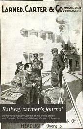 Railway Carmen's Journal: Volume 14