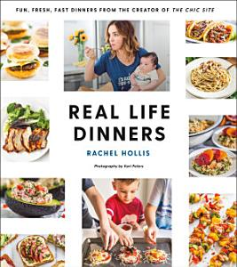 Real Life Dinners Book