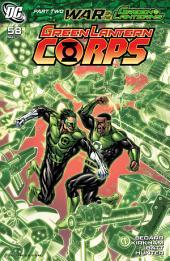 Green Lantern Corps (2006-) #58