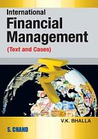 International Financial Management  Text and Cases  PDF