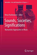 Sounds, Societies, Significations