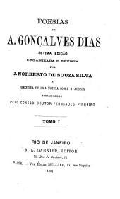 Poesias de A. Gonçalves Dias