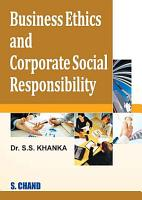 Business Ethics and Corporate Social Responsibility PDF