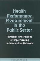 Health Performance Measurement in the Public Sector PDF