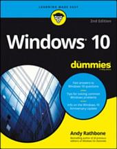 Windows 10 For Dummies: Edition 2