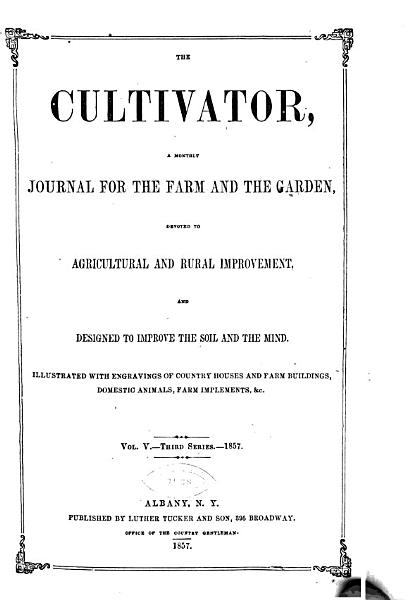Download The Cultivator Book