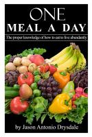 One meal a day PDF