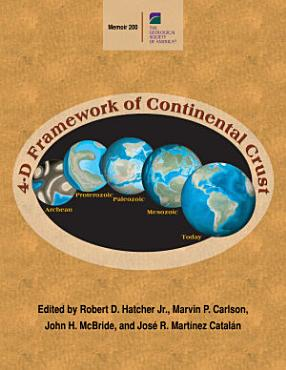 4 D Framework of Continental Crust PDF