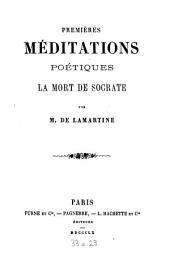 Premières méditations poétiques, La mort de Socrate