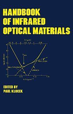 Handbook of Infrared Optical Materials