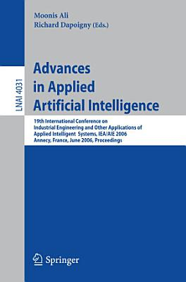 Advances in Applied Artificial Intelligence PDF