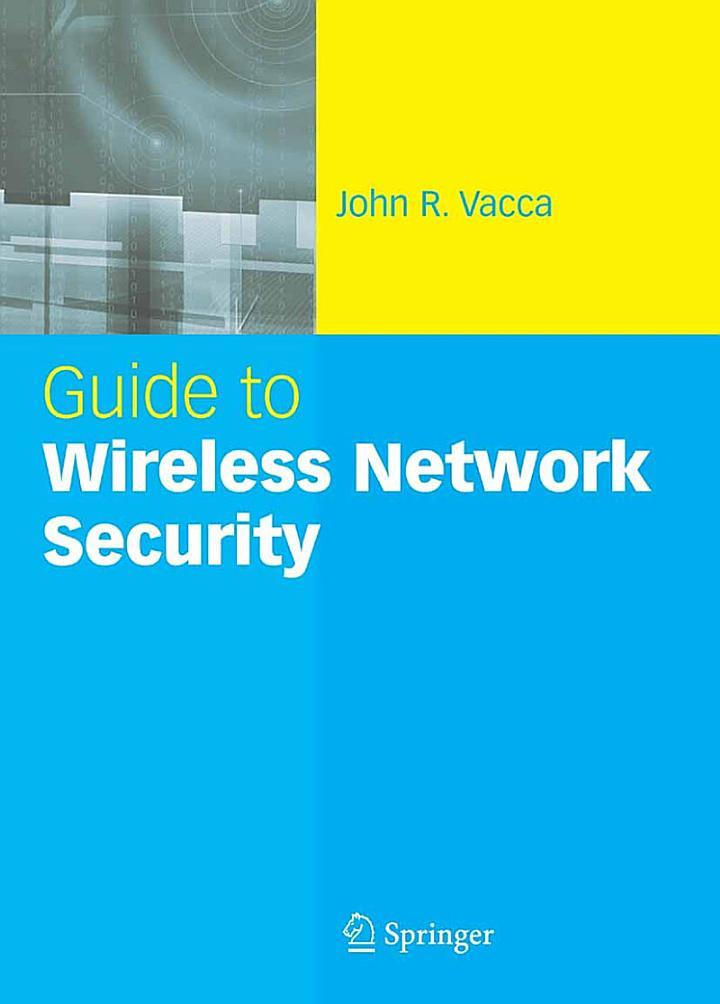 Guide to Wireless Network Security