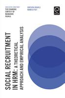 Social Recruitment in HRM PDF