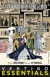 Vertigo Essentials: The League of Extraordinary Gentlemen (2014-) #1