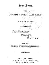 The Swedenborg Library: The heavenly doctrine of the Lord