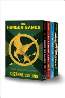 Hunger Games 4 Book Hardcover Box Set  the Hunger Games  Catching Fire  Mockingjay  the Ballad of Songbirds and Snakes