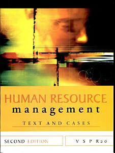 Human Resources Management Book