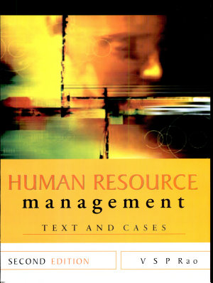 Human Resources Management PDF