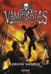 Sangre de capitán (Vampiratas 3)