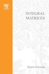 Integral Matrices