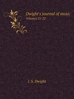 Dwight s journal of music PDF