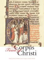 The Feast of Corpus Christi PDF