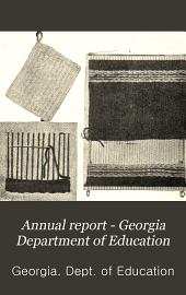 Annual Report - Georgia Department of Education
